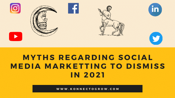 Social Media Myths to be busted in 2021